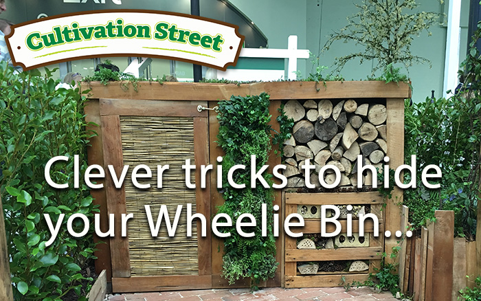 Front Garden Guide Hiding Your Wheelie Bin Cultivation