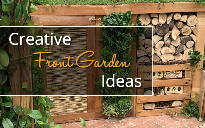 Creative Front Garden Ideas Inspiration David Domoney