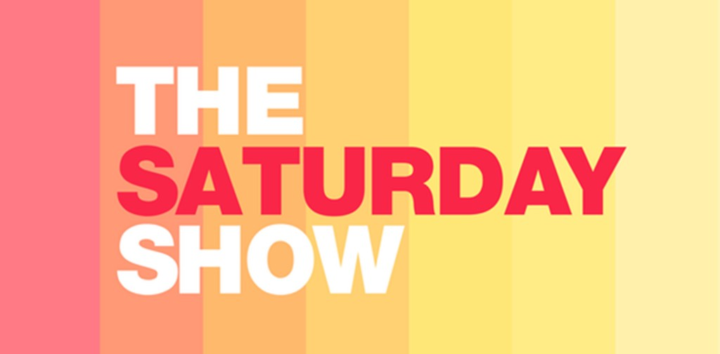 David is the resident gardening expert on Channel 5's The Saturday Show
