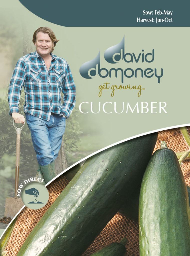 Grow your own Cucumber seeds