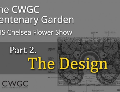 The CWGC Centenary Garden – The Garden Design
