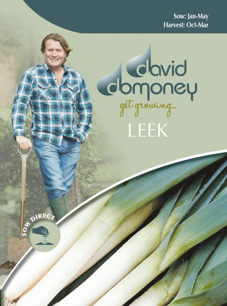 Grow your own Leek seeds