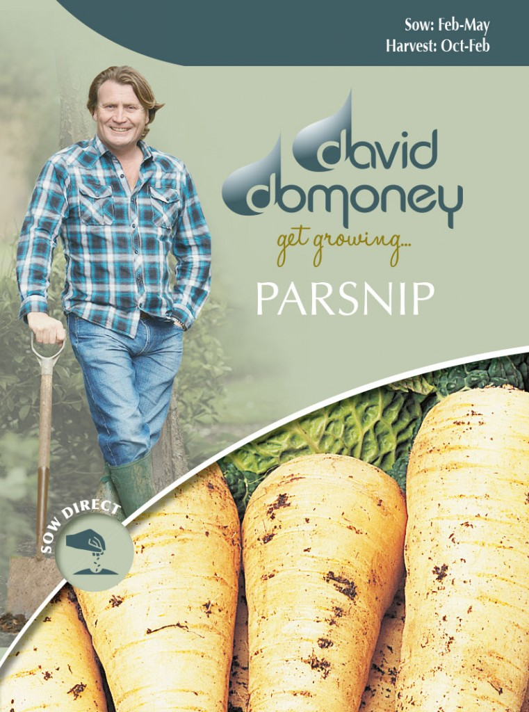 Grow your own Parsnip seeds