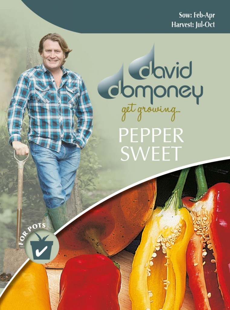 Grow your own Pepper sweet