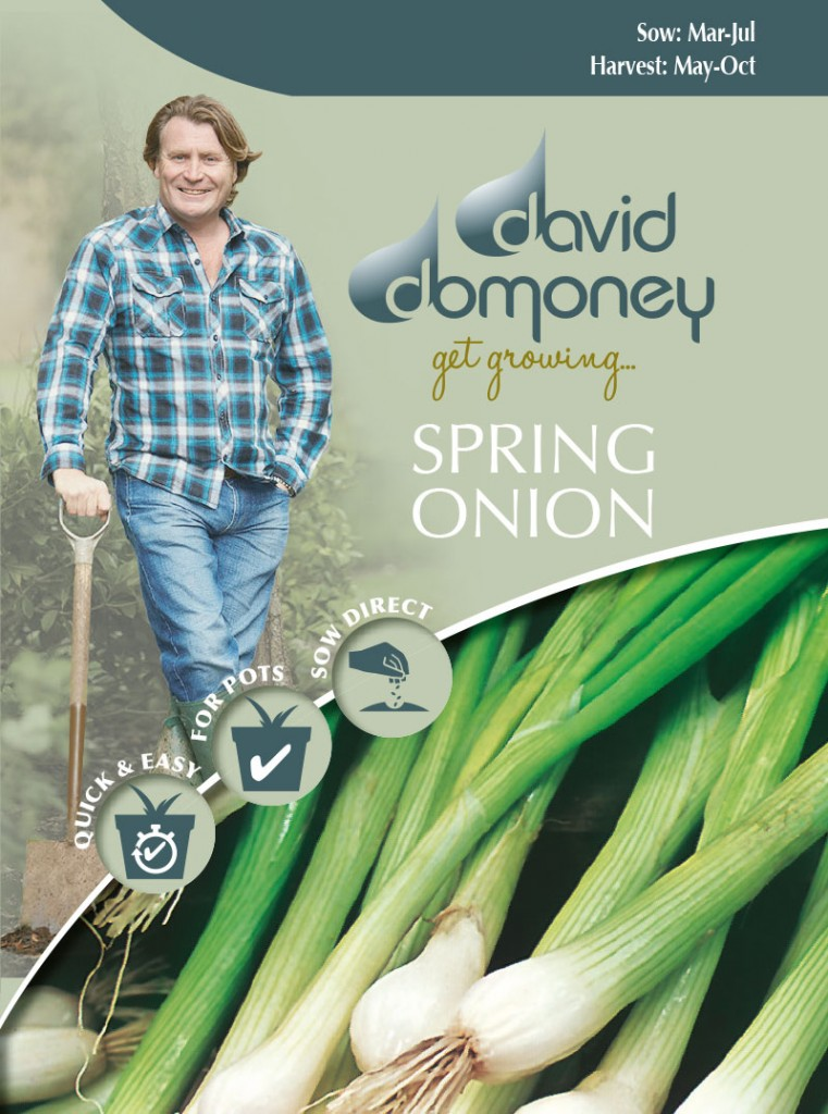 Grow your own Spring Onion seeds