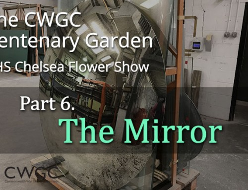 The CWGC Centenary Garden – The Mirror