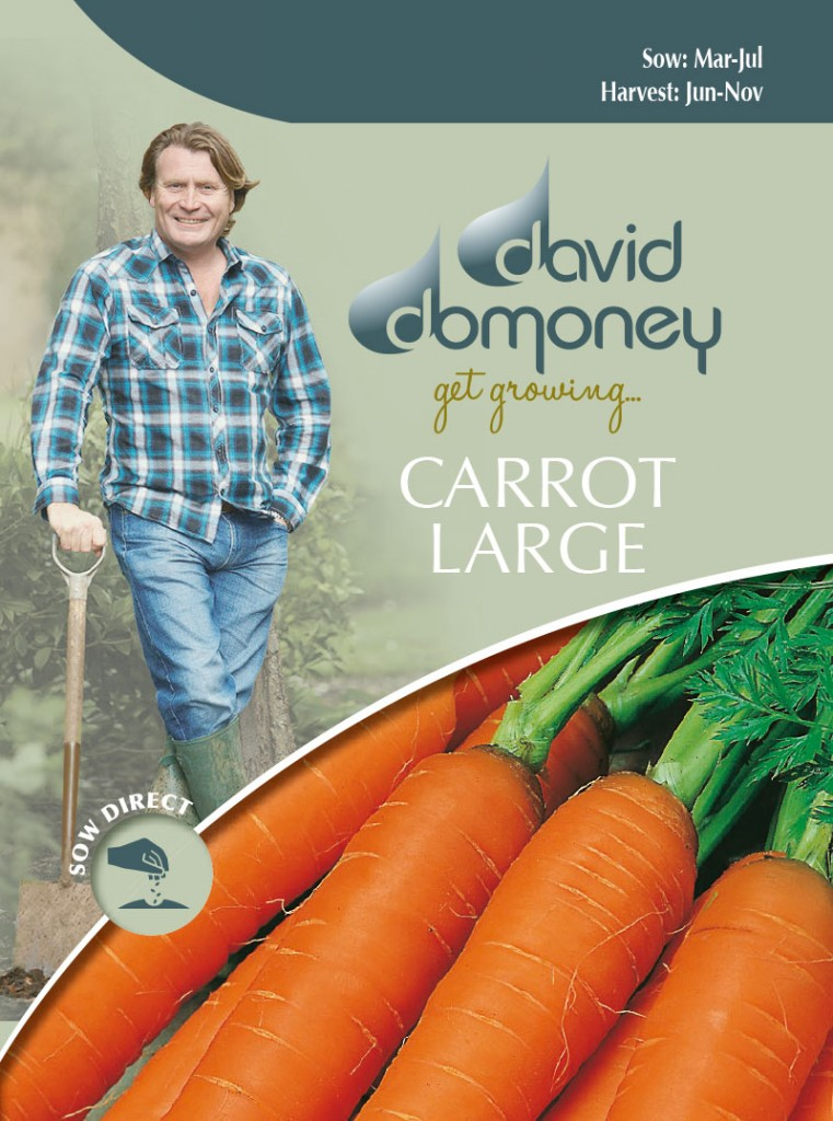 Grow your own Carrot large
