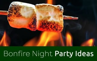 Bonfire Night Party Ideas