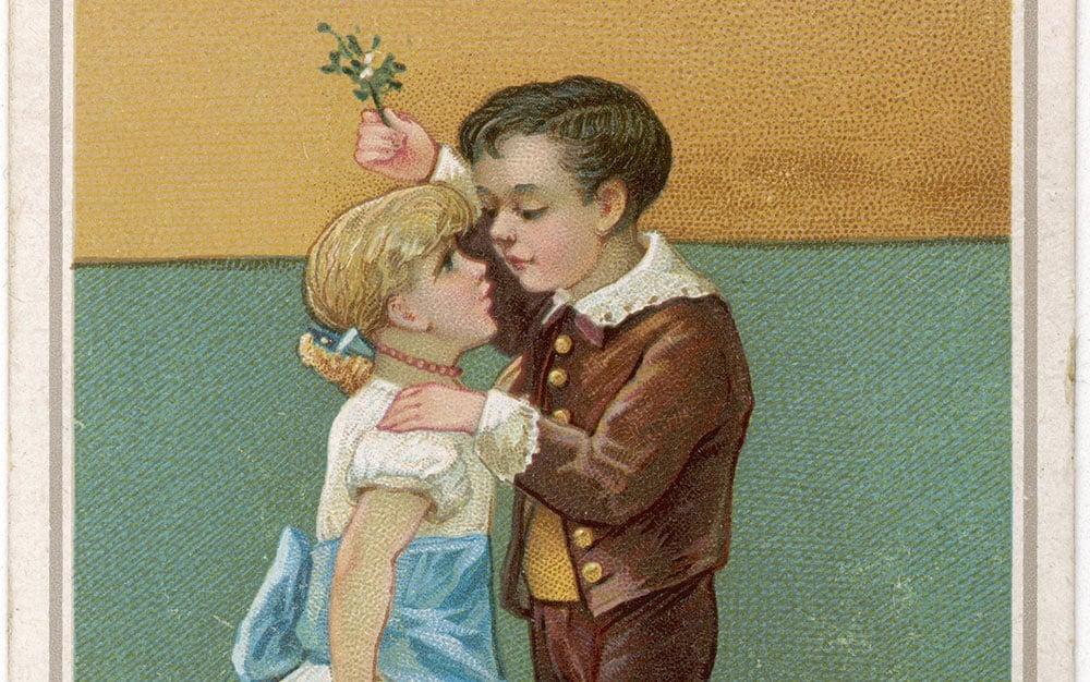mistletoe-kids