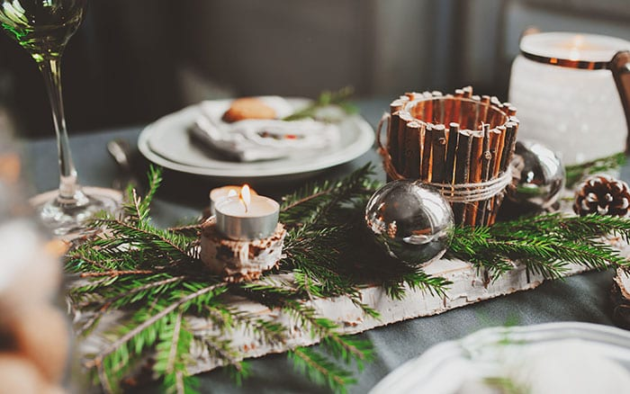 Ideas For Your Christmas Table David Domoney