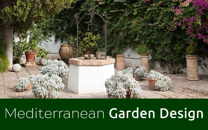 garden design ideas for designing a mediterranean garden david domoney - Mediterranean Garden