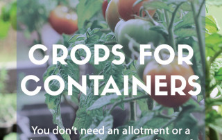 Crops for containers