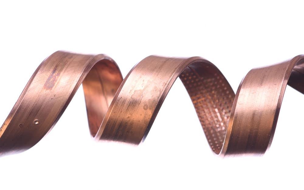 Copper-twist