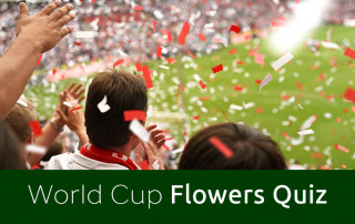 World Cup Flowers Quiz