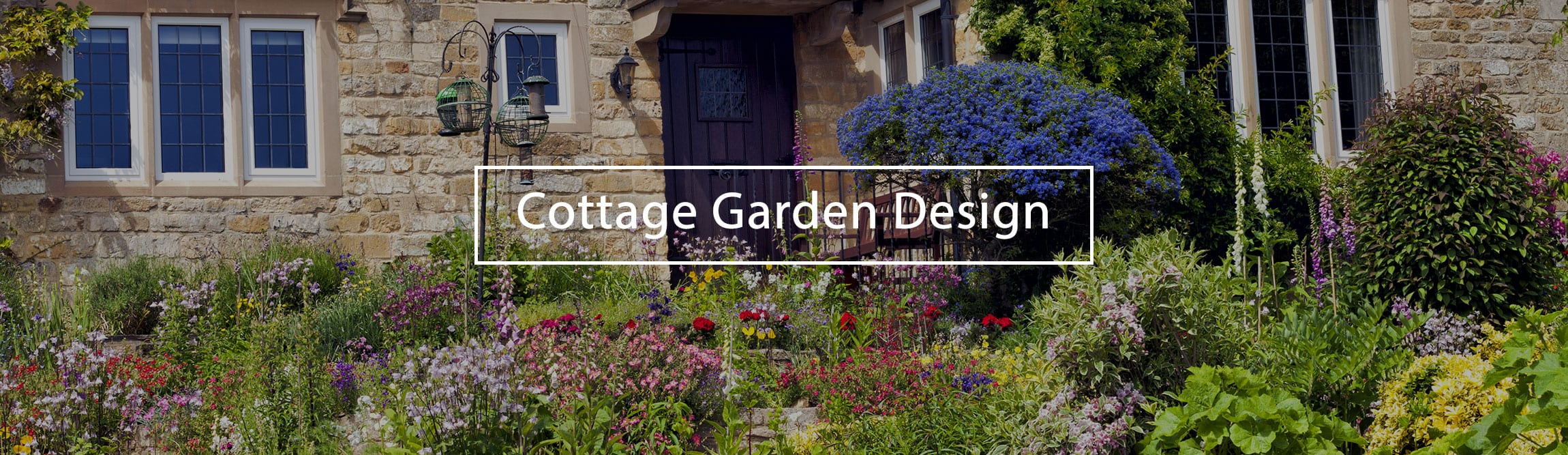 David Domoney Cottage Garden Design