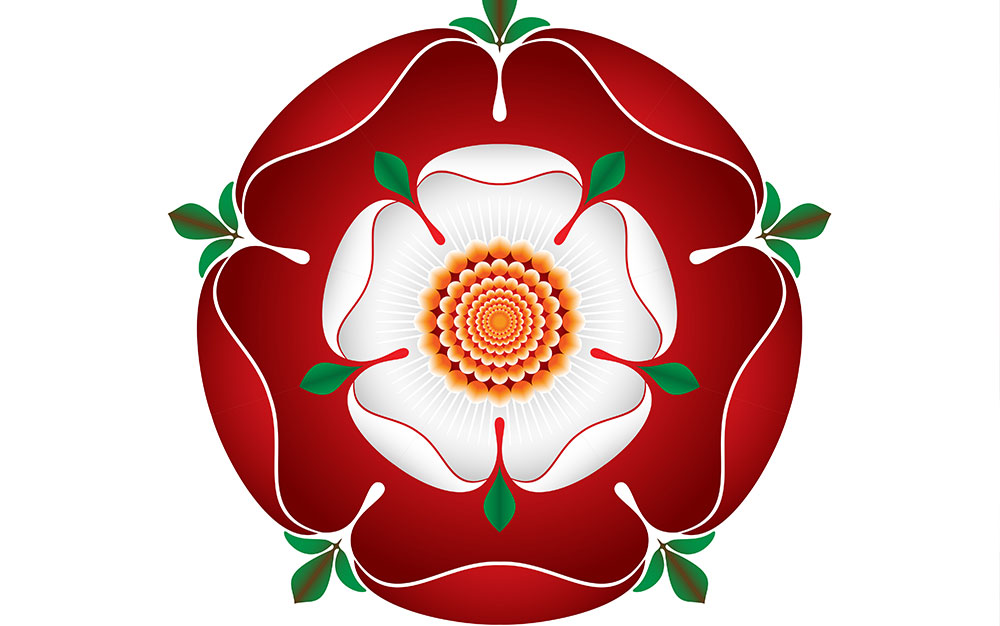 Tudor-rose
