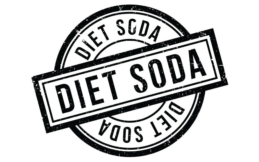 Diet-soda-label