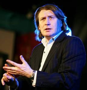 David Domoney public speaking