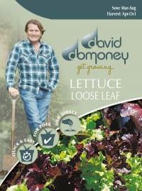 lettuce loose leaf