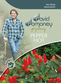 pepper hot