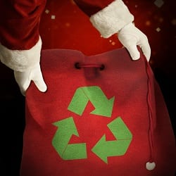 Recycle-with-Santa