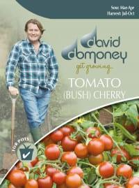 Tomato-(Bush)-Cherry