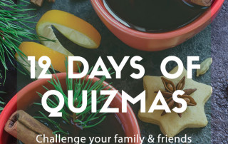 12 days of quizmas