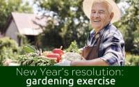 gardening exercise