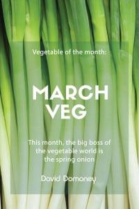 march veg