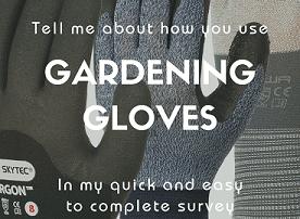 Survey on Gardening Gloves
