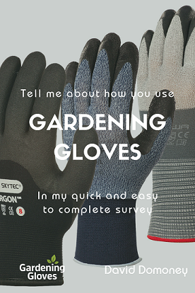 Survey on Gardening Gloves