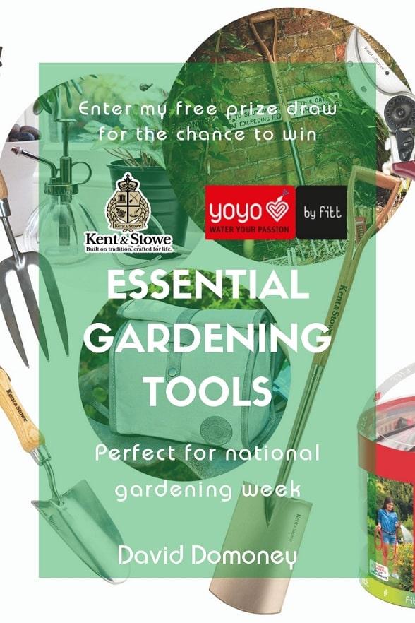 National Gardening Week Prize Draw