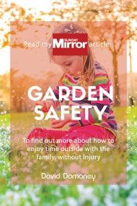 garden safety