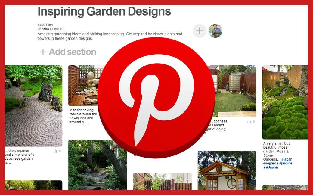 Inspiring Garden Designs Board