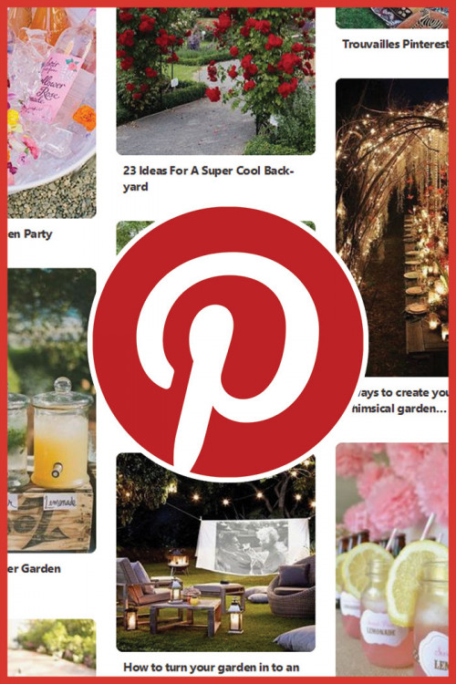 Pinterest flower power board