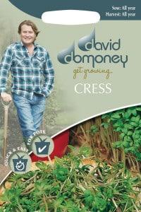 get growing cress