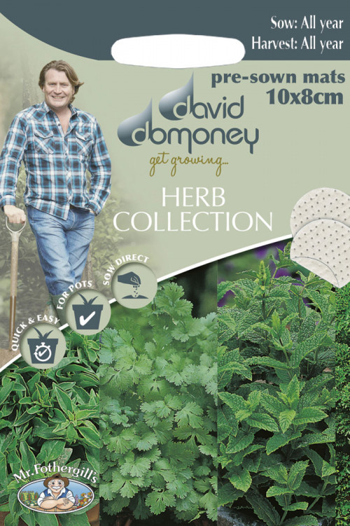 herb collection mats