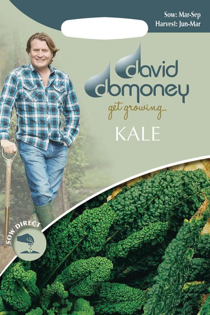 get growing kale