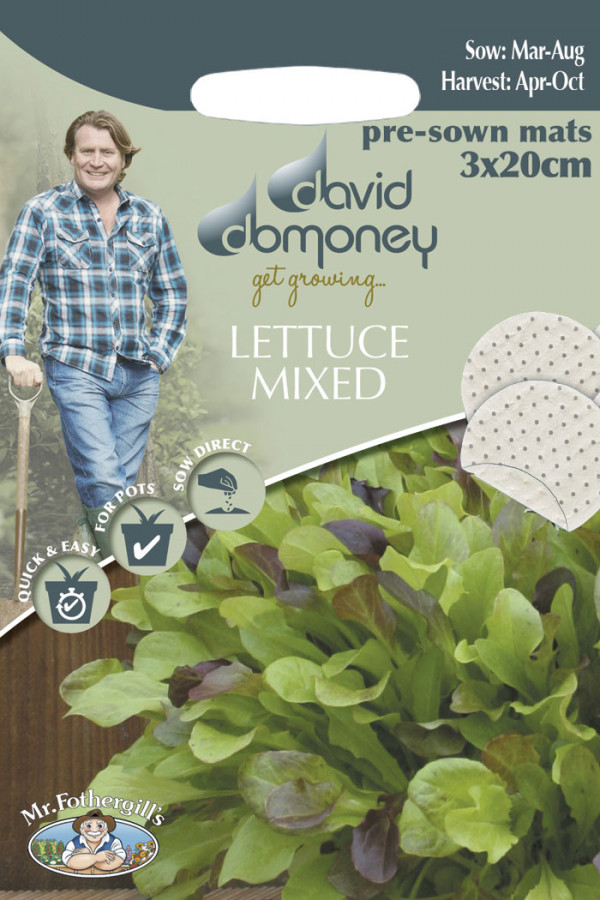 lettuce mixed mats