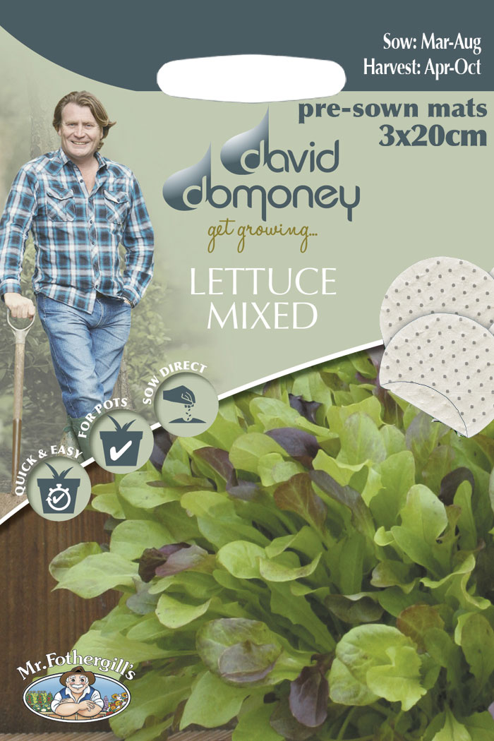 lettuce mixed mats