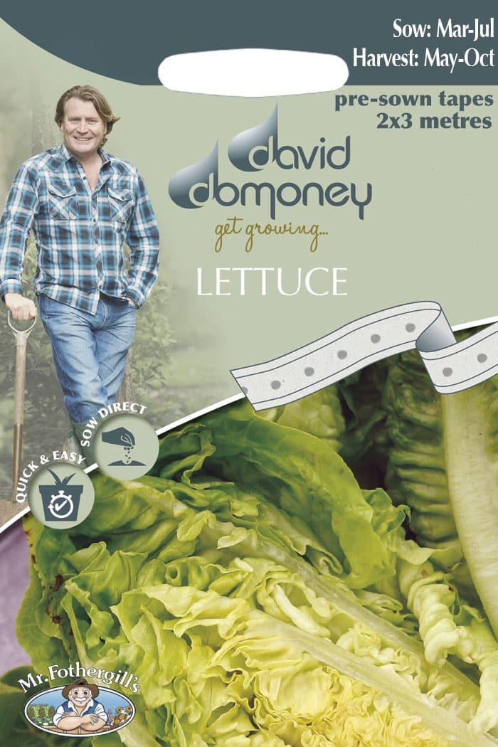 lettuce tape