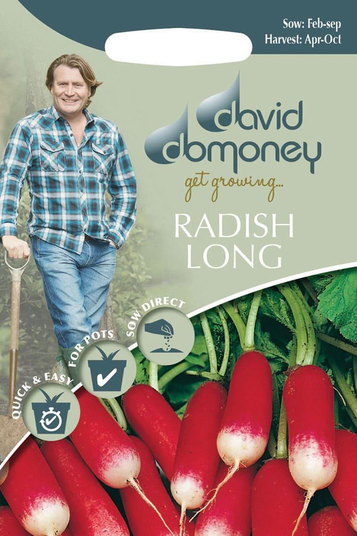 radish long