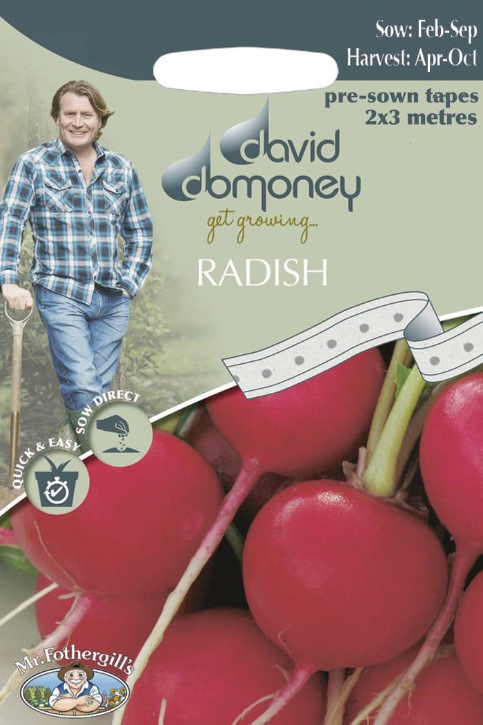 radish tape