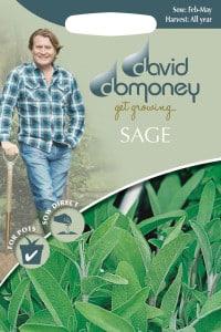 get growing sage