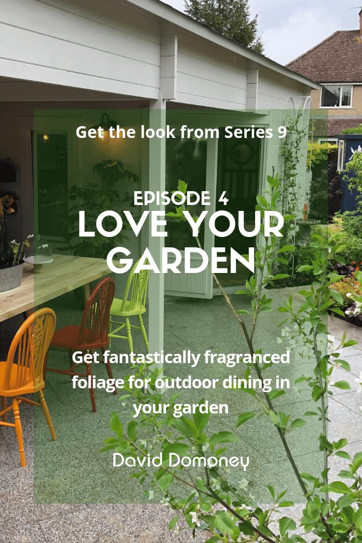 Love your Garden: Series 9, episode 4 - David Domoney