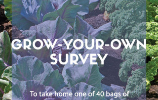 Growing survey