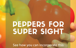 Eat to Defeat peppers