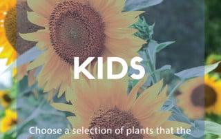 Plants for purpose kids