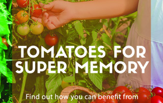 Eat to Defeat tomatoes