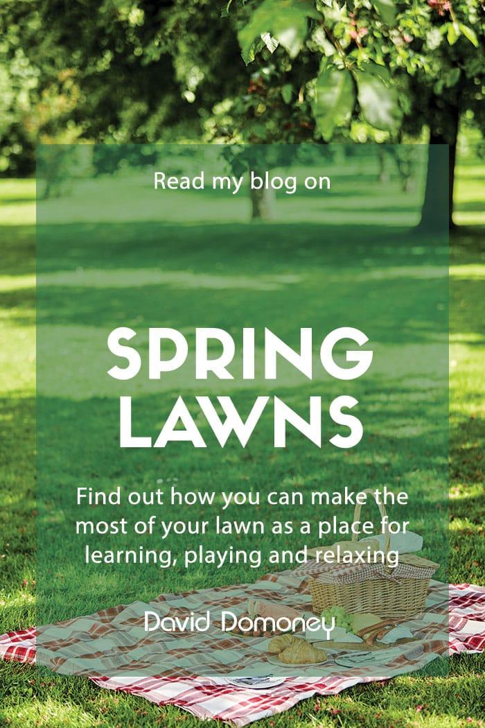 spring lawns